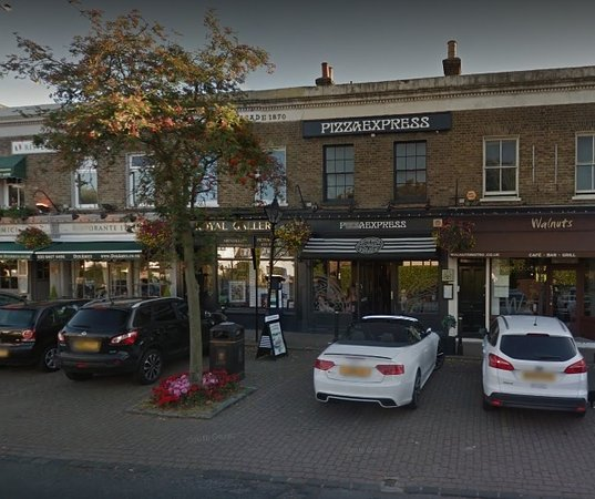 Pizza Express Chislehurst 8 Royal Pde Updated 2020