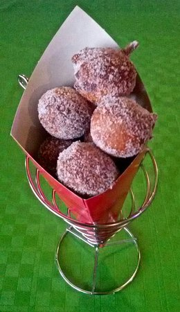 Michael By The Sea: Try our homemade delicious donuts !!!!