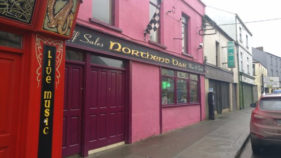 Dundalk, Irlandia: Front