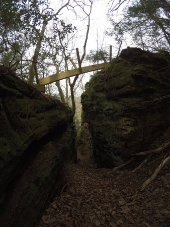 Rockbridge, OH: high rock adventures