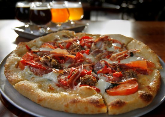 โบเทลล์, วอชิงตัน: Charcuterie Pizza