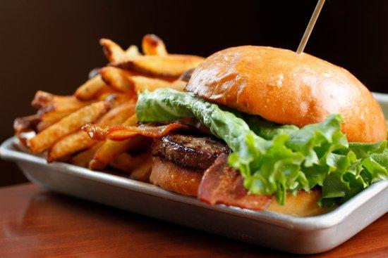 Bothell, Etat de Washington : Amazing fresh made burgers