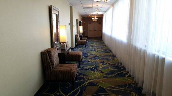 Best Western Leesburg Hotel & Conference Center: New decor at BW Leesburg