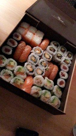 Sushi Shop: Box à deux