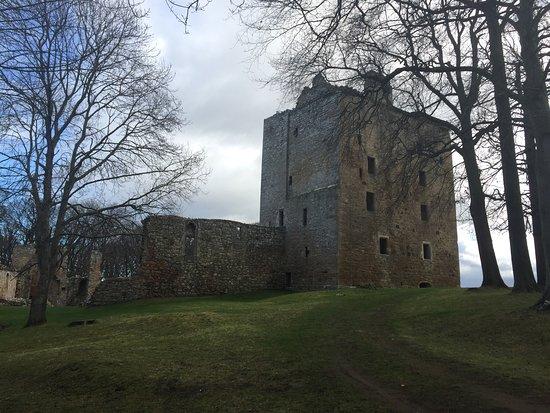 Elgin, UK: Spynie Palace