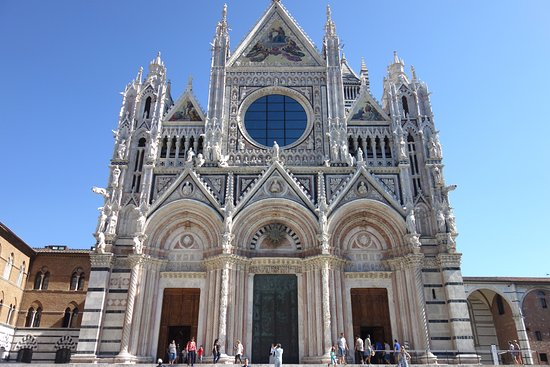 Tuscany Car Tours: Siena