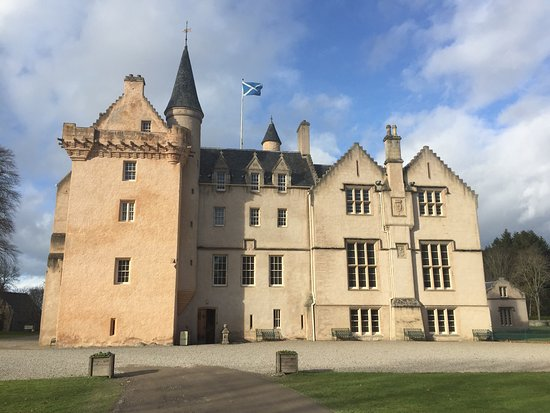Forres, UK: Brodie Castle