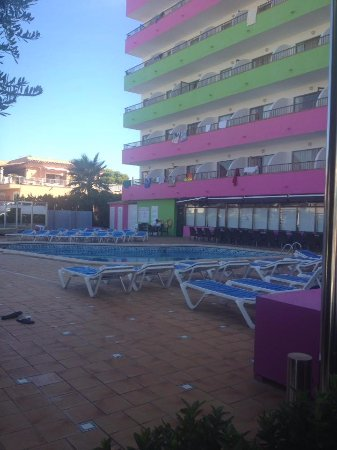 Lively Magaluf Hotel Review