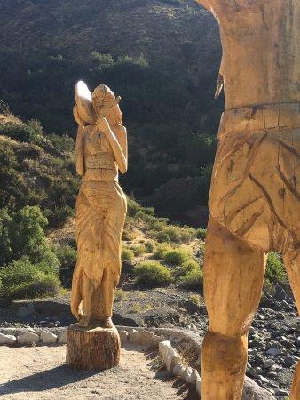 San Alfonso, Чили: Santuario del Rio