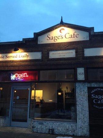 Sage's Cafe: 368East 100South  SLC UT