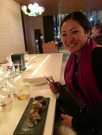 Shangri-La Hotel Toronto: Bosk Restaurant, make sure to make reservations!
