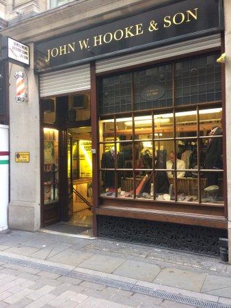 J.W. Hooke Master Tailors