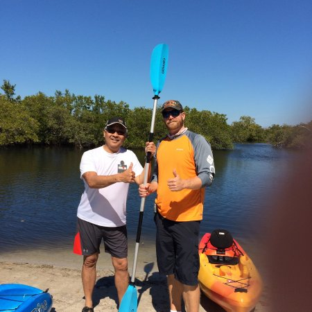 Cortez, FL: Kayak Jack