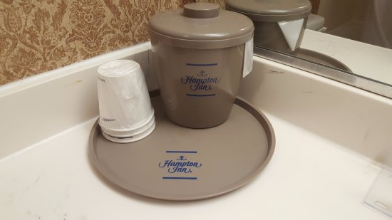 McLeansville, Carolina del Norte: Old school Hampton Inn