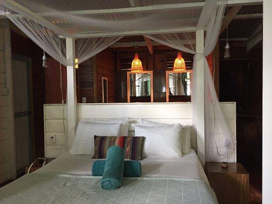 Isla Bastimentos, Panamá: Ein wunderschönes Eco-Hotel auf Bastimentos
