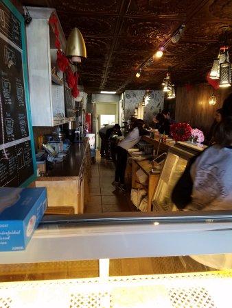 Rockville Centre, Estado de Nueva York: Their working area!
