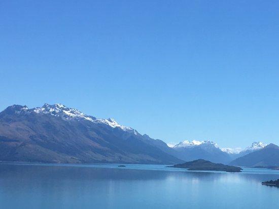 Queenstown, Nieuw-Zeeland: Amazing day and view!