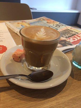 Newtonmore, UK: Antlers Cafe