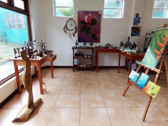 Bluefields, Nikaragua: Artesanía caribeña
