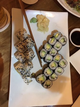 Photo of Sushi Restaurant Otito at Leipziger Str. 30, Berlin 10117, Germany