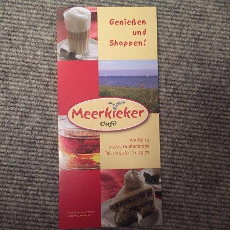 Grossenbrode, Germany: Flyer