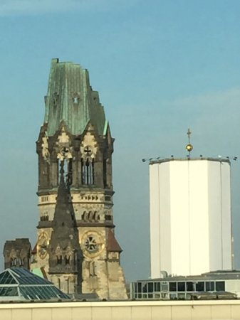Sofitel Berlin Kurfuerstendamm: Aussicht