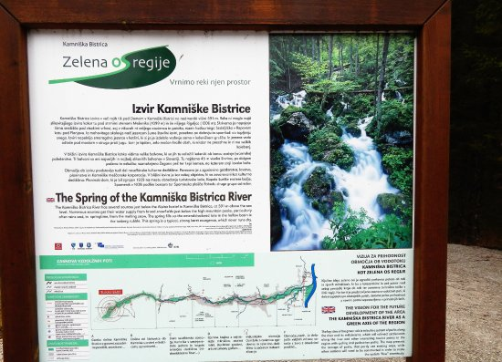 Бохиньска Бистрица, Словения: Information about the river