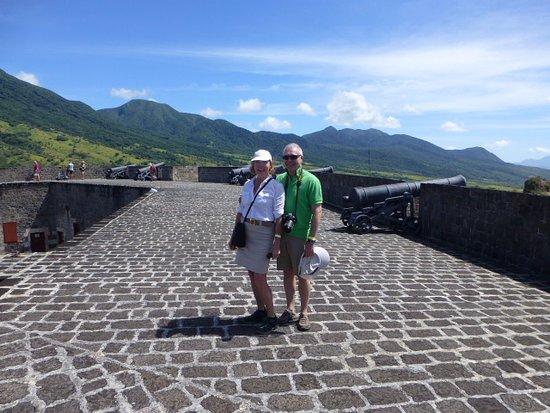 Basseterre, St. Kitts: Brimstone Hill Fortress