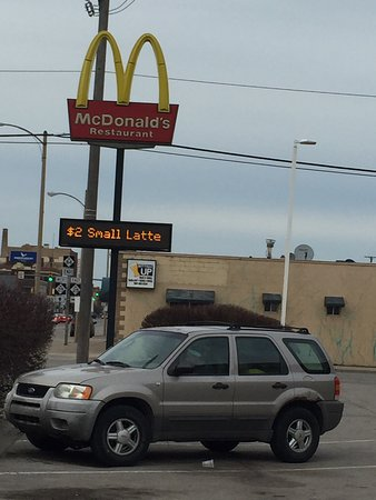 Bay City, MI: McDonald's