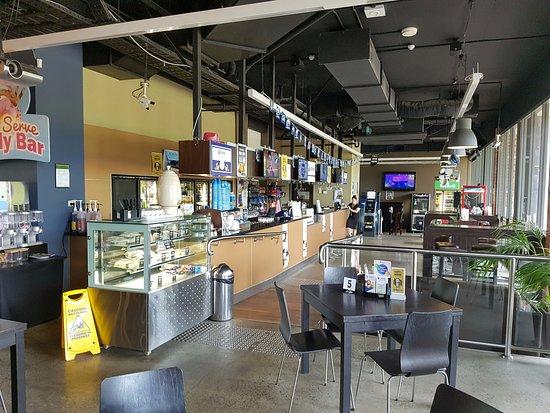 Ipswich, أستراليا: Main Bar Area