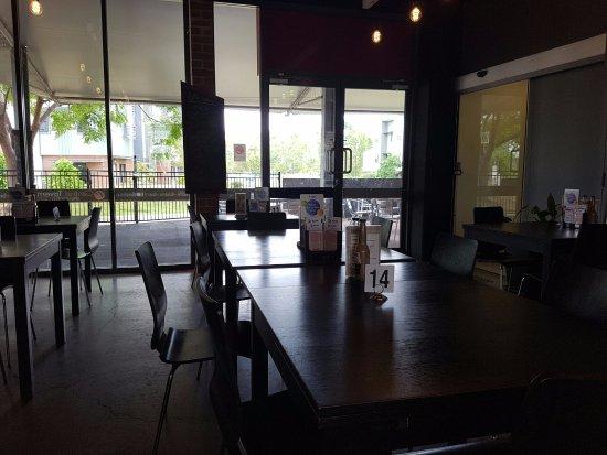 Ipswich, Australia: Seating