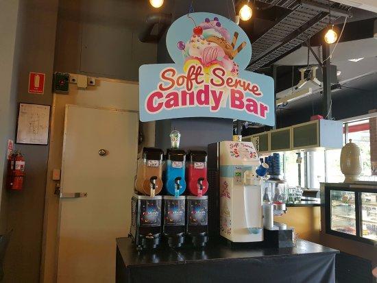 Ipswich, Australia: Candy Bar