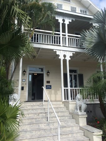 Chelsea House Hotel in Key West Bild