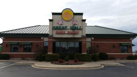 Lebanon, MO: Great Wall Building
