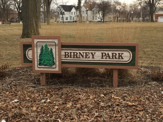 Bay City, MI: Birney Park