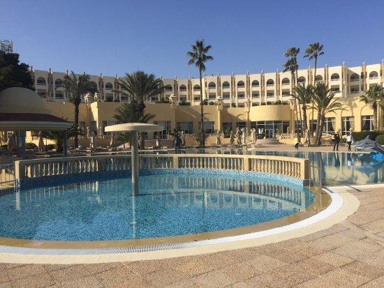 هوتلريو بالاس هاماميت مارحبا: Hotel Palace Hammamet Marhaba
