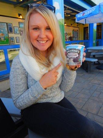 Waterbury, Vermont: Ice Cream