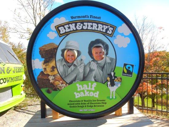 Waterbury, Vermont: Ben n Jerry's