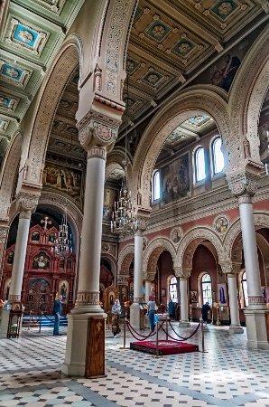 Cathedral of Vladimir Icon of Our Lady: Собор Владимирской иконы Божией Матери.