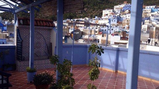 Hotel chams chefchaouen maroc voir les tarifs et avis for Mounir salon prix