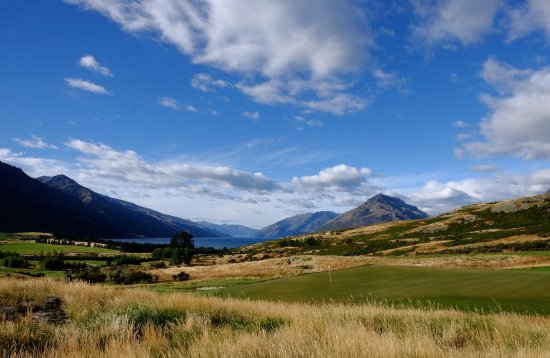 Jacks Point Golf Course Queenstown
