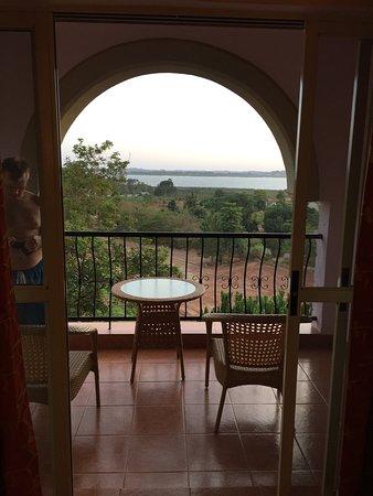 Lake Victoria Serena Golf Resort & Spa: Looking toward Lake Victoria
