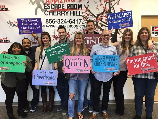 Catch  Escape Room Hours