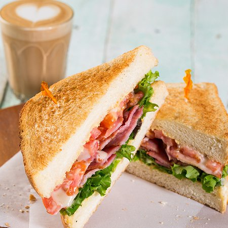Burleigh Heads, Australia: Ultimate Sandwiches