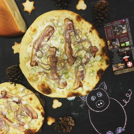 La Clusaz, Francia: Pizz'Avalanche