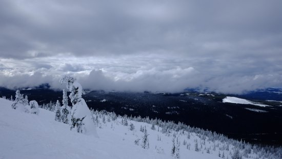 Big White, Canada: Sun Rype bowl