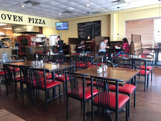 Brick Oven Pizza Co Of Cabot Restaurant Reviews Phone Number Photos Tripadvisor