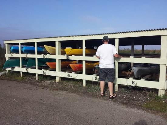 Port Arthur, TX: Paddling trail boat launch and rental canoes/kayaks