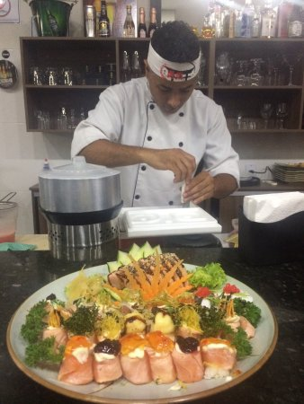 Sao Caetano do Sul, SP: Tominaga Sushi Bar