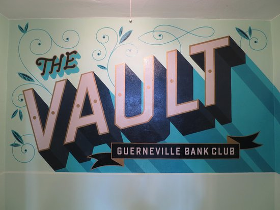 Guerneville, Californie : the vault photo booth